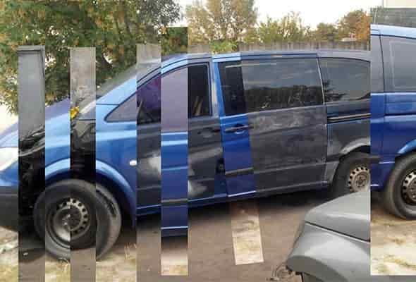 Покраска авто в Деснянском районе