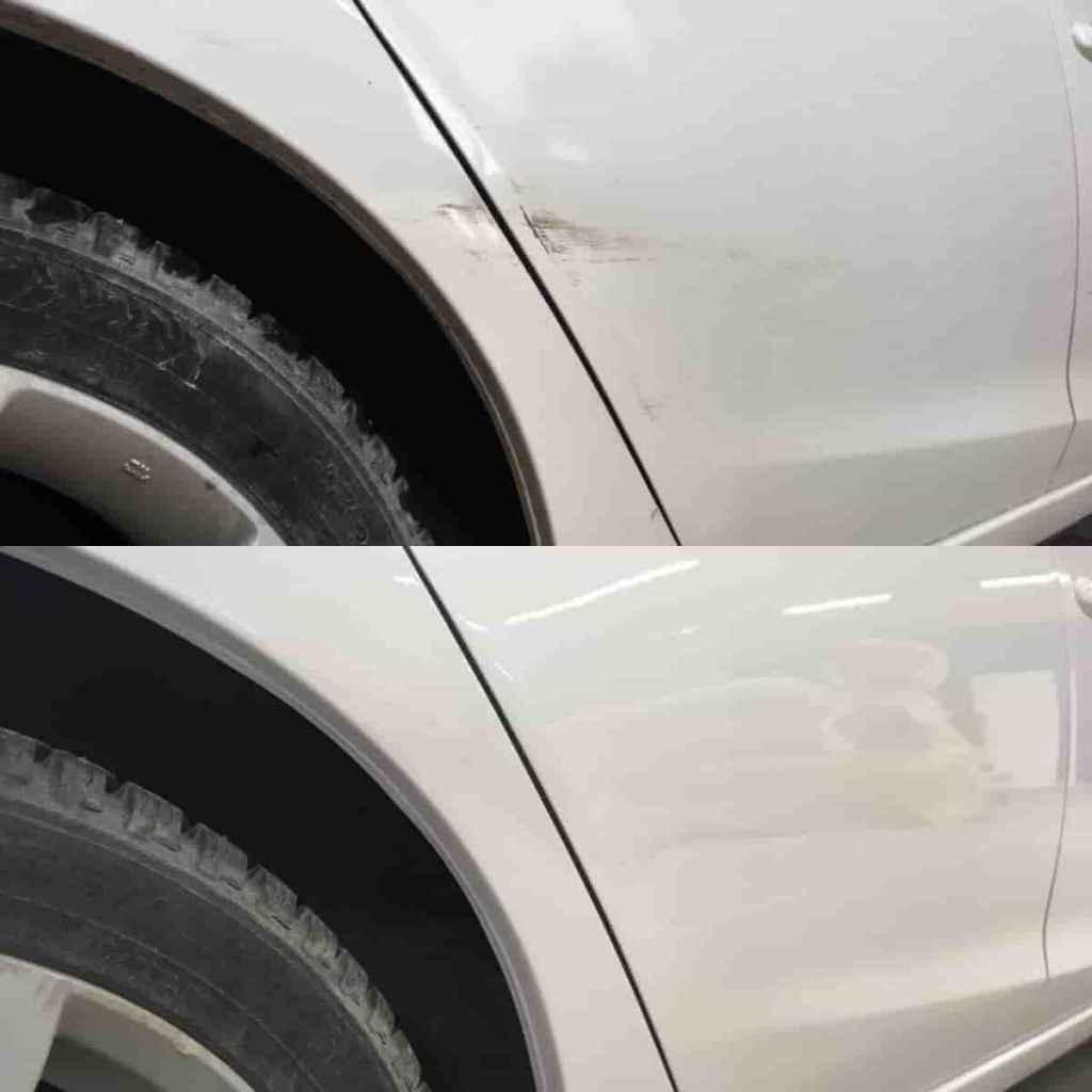 Ремонт царапин авто в Деснянском районе