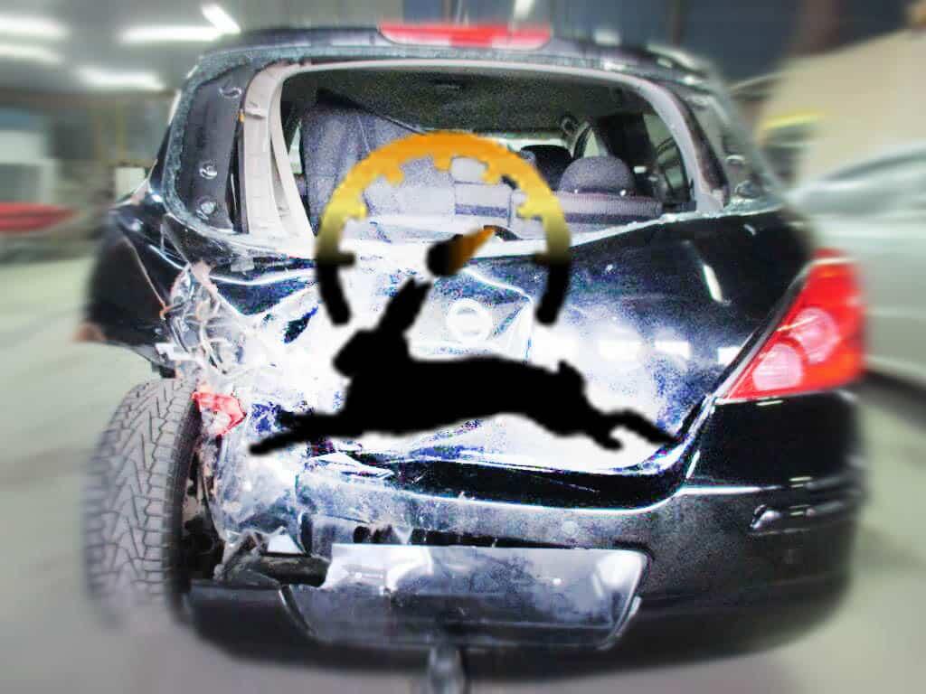 Восстановление авто после ДТП